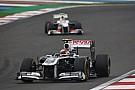 Williams drivers prepared for hot Abu Dhabi GP