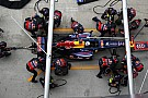 Red Bull has fastest pit crew in F1 - analysis