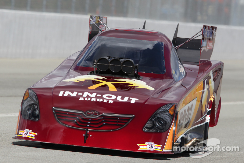 Melanie Troxel set for success at Pomona II