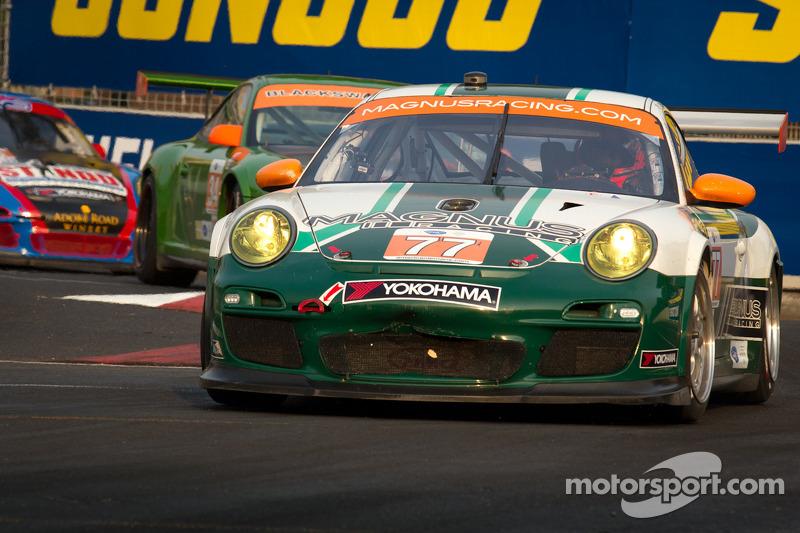 Stanton, Magnus Racing part ways for 2012