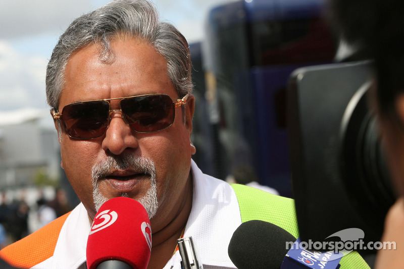 Troubled times for Force India chief's airline
