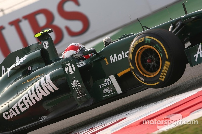 Manager denies Trulli's 2012 seat in doubt