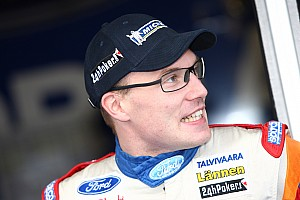 WRC Ford's Latvala in Wales Rally lead on day three