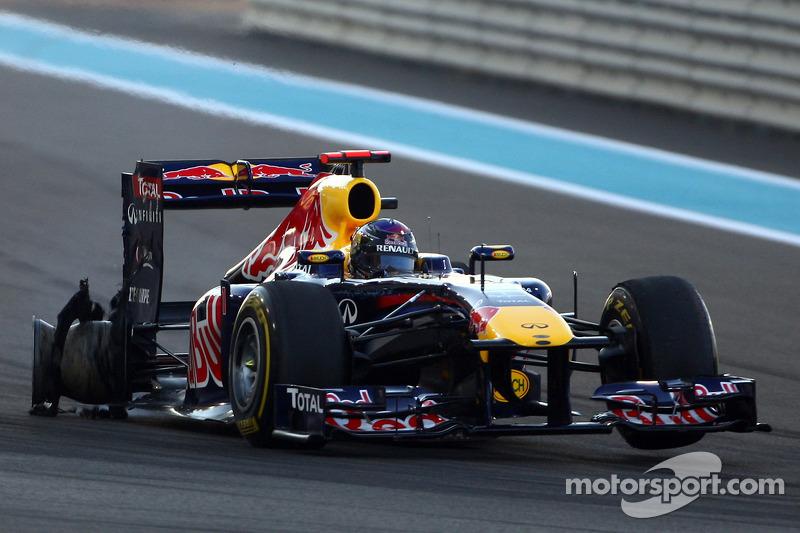 Pirelli to probe Vettel's 'unusual' tyre problem