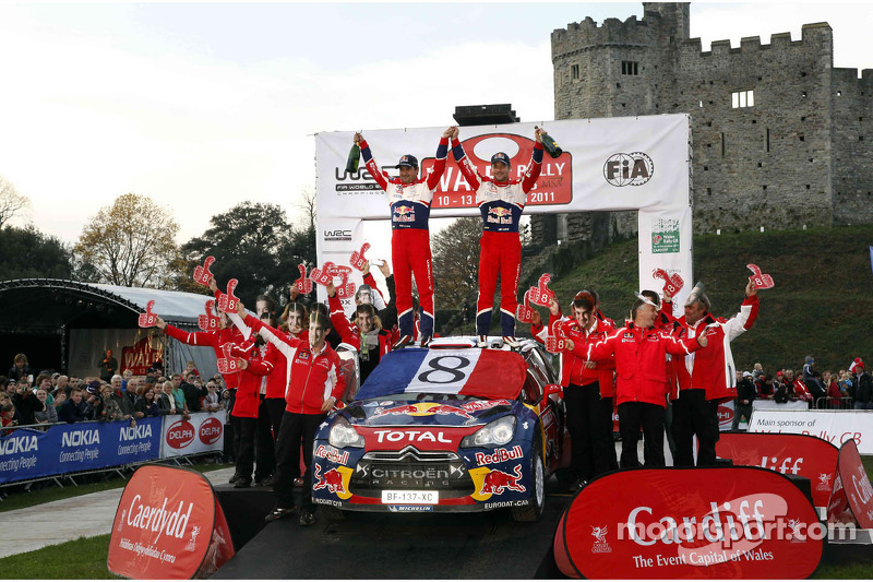 Citroen Wales Rally GB final leg summary