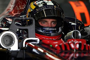 Formula 1 Red Bull Abu Dhabi young driver test Tuesday report