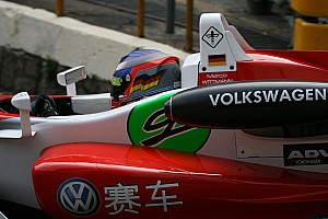 F3 Wittmann inherits Macau GP provisional pole