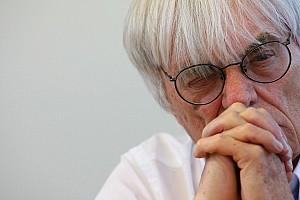 Formula 1 UK 'fraud office' considering Ecclestone probe