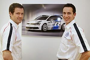WRC Sébastien Ogier becomes first factory driver at Volkswagen