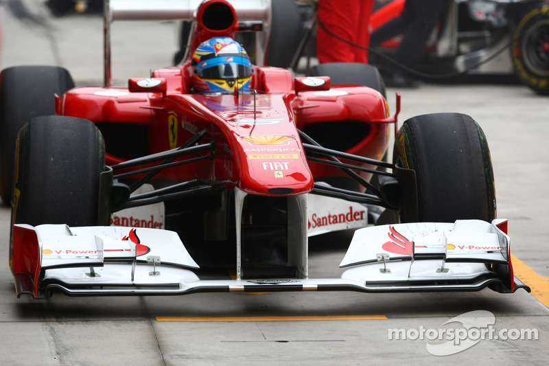 Red Bull knows why Ferrari wings flutter - report