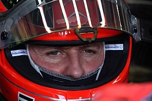 Formula 1 Mercedes Brazilian GP race report