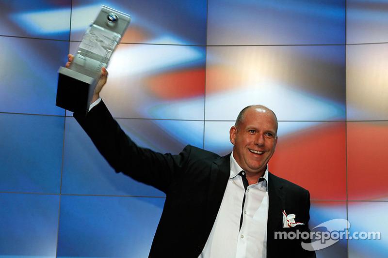 Turner Motorsport's Paul Dalla Lana wins BMW Sports Trophy