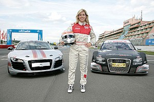 Formula 1 Female driver de Villota close to 2012 Renault/Lotus deal