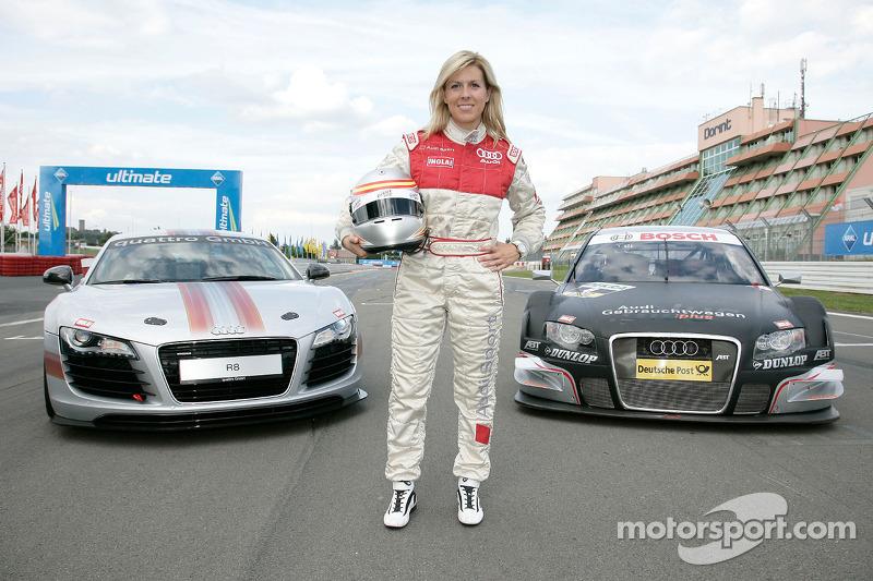 Female driver de Villota close to 2012 Renault/Lotus deal