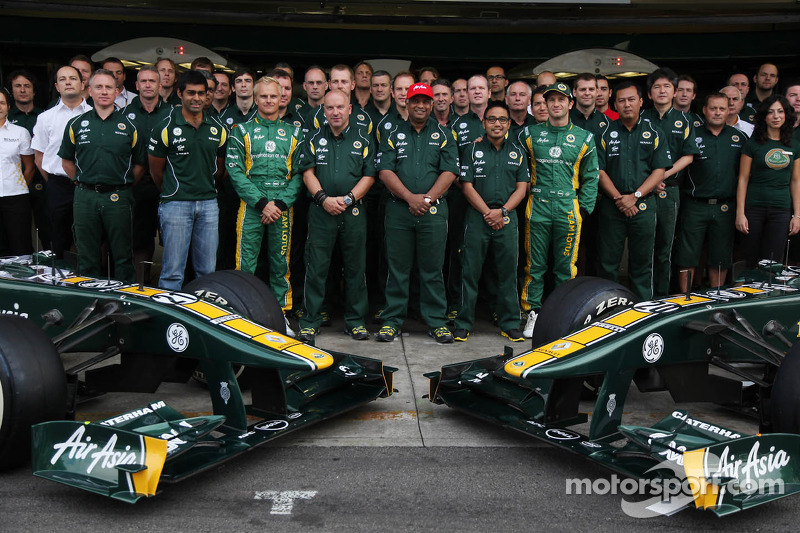 Kovalainen rules out Caterham defection for 2012