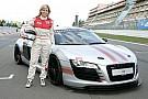 Female de Villota eyes F1 deal for Christmas