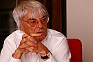 Private equity company eyes Formula One rights - Ecclestone