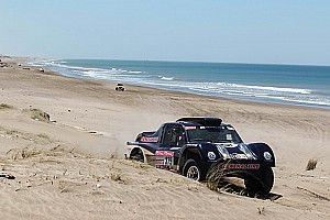 Dakar Baja Automotive stage 2 report