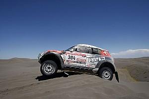 Dakar X-raid Team stage 3 report