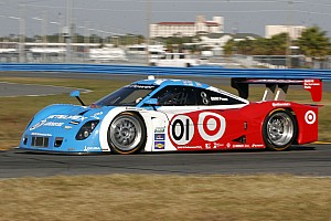 Grand-Am Chip Ganassi Racing Daytona January test summary