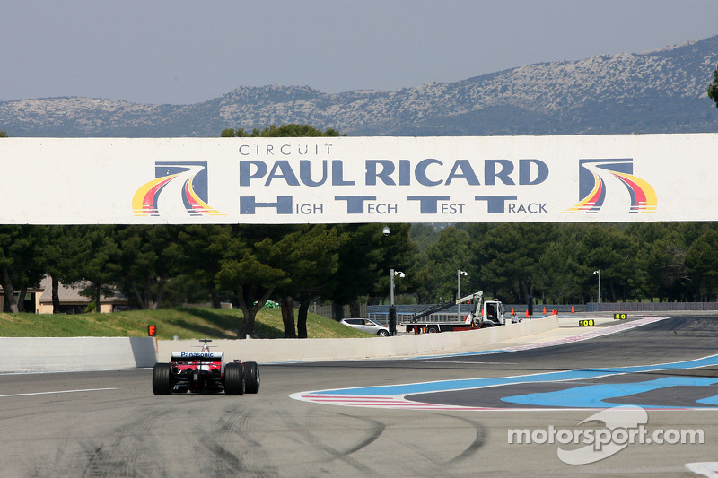 Paul Ricard could host 70,000 spectators for French GP