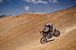 Dakar MRW KTM stage 9 report