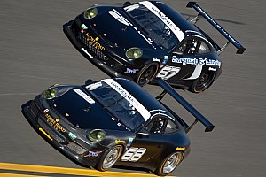Grand-Am The Racer's Group Daytona January test summary