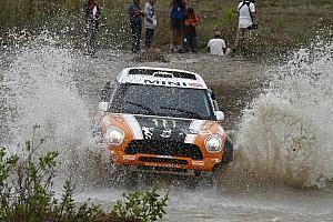 Dakar X-raid Team stage 11 report