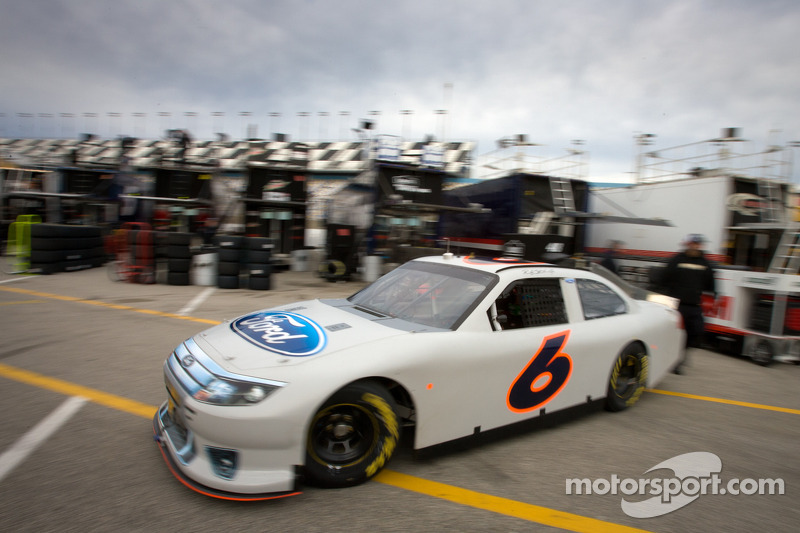 Ford teams Daytona test notes and quotes, day 2
