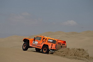 Dakar Gordon storms to victory while Peterhansel lost time on stage 12