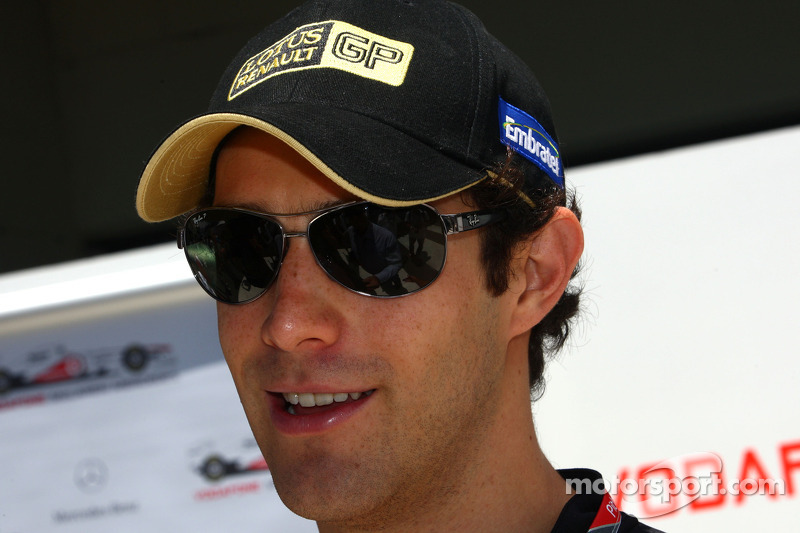 Williams Q&A with Bruno Senna