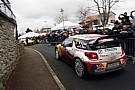 Citroën Monte Carlo Rally leg 3 summary