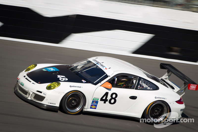 Paul Miller Racing aiming for podium at Daytona 24H