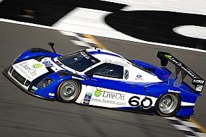 Grand-Am Rolex Motorsports Daytona 24H qualifying report
