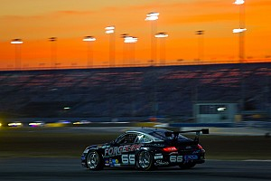 Grand-Am TRG Daytona 24H hour 4 report