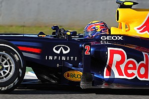 Formula 1 Caubet says Renault helps Red Bull run light