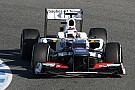Sauber Jerez test day 4 report