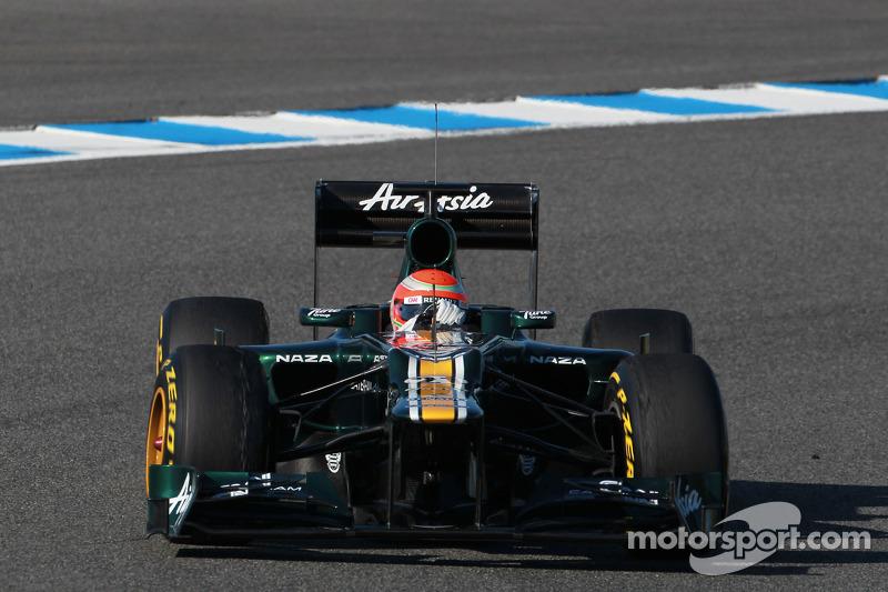 Caterham Jerez test day 4 report