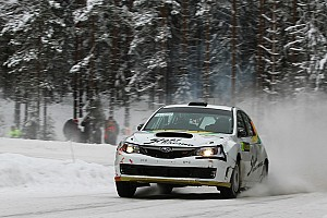 WRC Daniel Oliveira Rally Sweden leg 2 summary