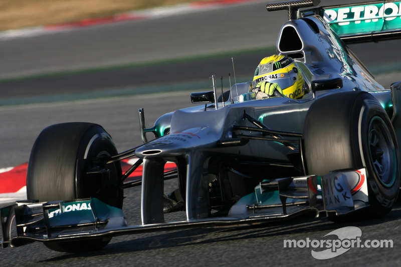 Rosberg says Schumacher not toughest teammate