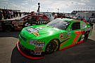 Danica Patrick speeds to her first NASCAR pole