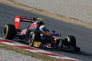 Formula 1 Toro Rosso Barcelona testing -  Day 4 report
