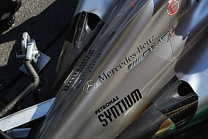 Formula 1 Exhausts 'the key' to tech success in 2012
