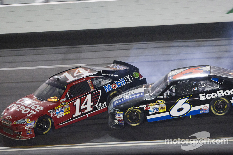 Stewart finishes 16th in Daytona 500