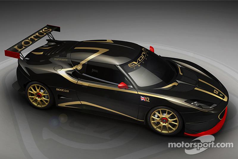 Alex Job Racing and Lotus partnership announced