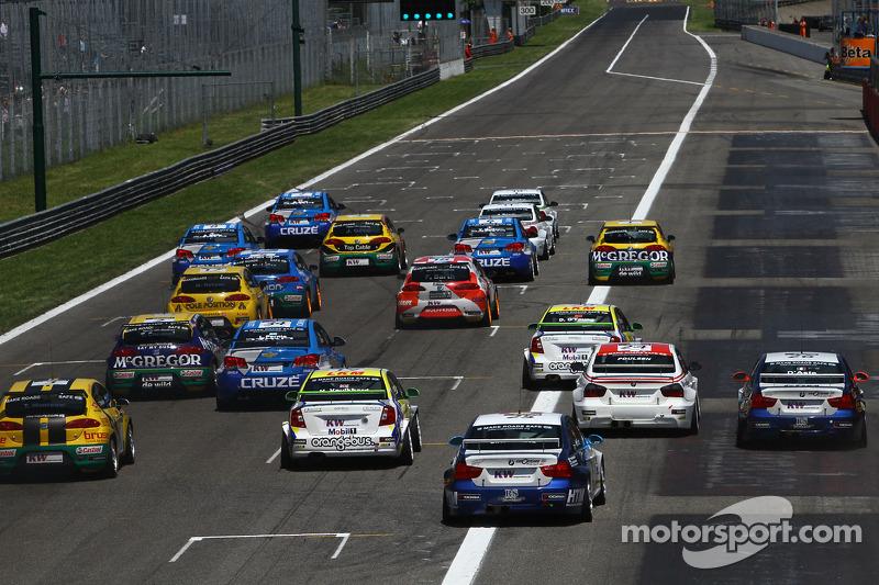 The New Season Kicks Off In Monza
