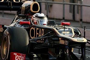 Formula 1 Lotus not 2012 favourite - Allison