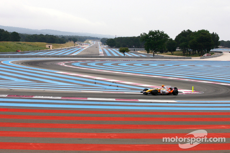 France waiting on Belgium for GP share green-light