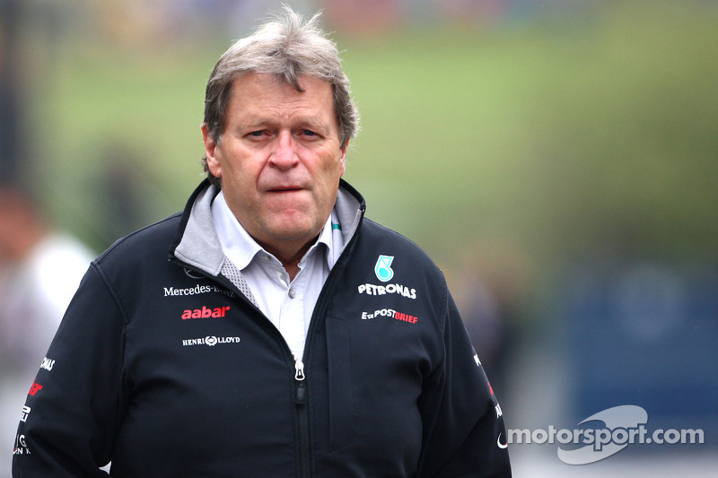 Too soon for Mercedes title challenge - Haug