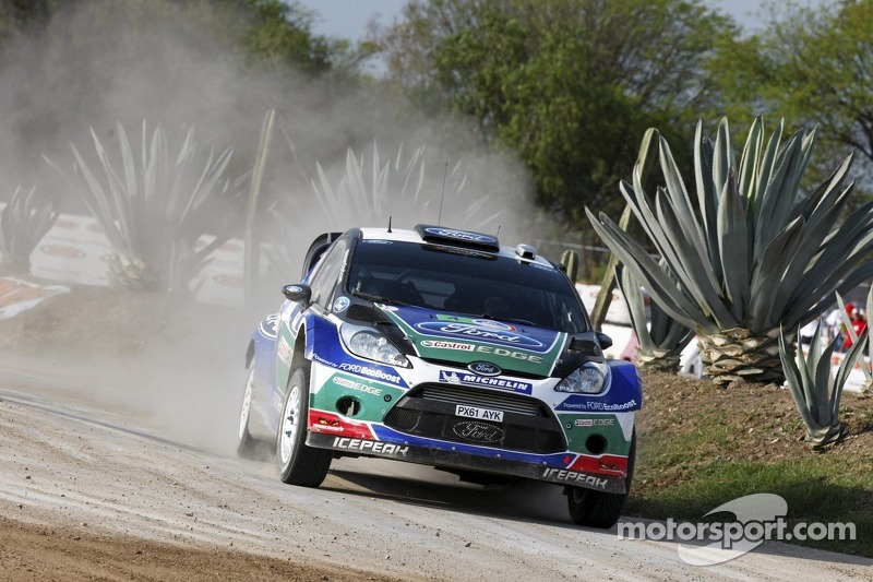 Ford Rally Mexico final summary